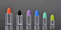 Wholesale Needle bottle ml ml ml ml ml ml E cigs bottle Plastic Dropper Bottle Empty E Liquid Bottle Oil Bottle