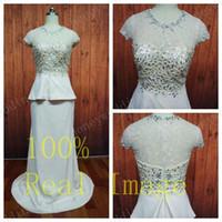 Cheap CRYSTAL EVENING DRESSES Best 2015 PROM DRESSES