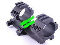 Wholesale Tactial mm One Piece Offset Mount Short Version Rail Integrated Scope Rings rail
