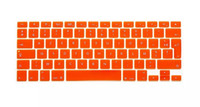 Wholesale Fr French AZERTY Keyboard Skin Film For Macbook Mac Book Pro Retina EU Europe Version Silicone Laptop Keyoboard Cover