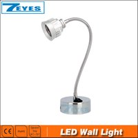 Wholesale Simple LED Wall spot light Cabinet lamp Showcase spotlight Under lamp