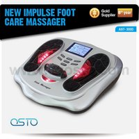 Wholesale 2015 Best Circulation Infrared Blood Foot Booster Massager Medical Device