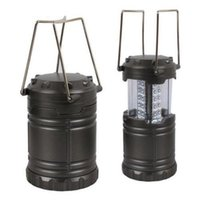Wholesale Camping Outdoor Light LED Portable Tent Umbrella Night Lamp Lantern Hiking