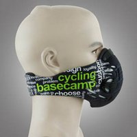 activate hood - Top Sale Bicycle Riding Masks Outdoor Warm Wind amp Dust Hoods Activated Carbon Masks Anti fog Face Mask R273