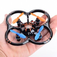3d rc helicopter - NiHui U207 G Nano RC Quadcopter CH Axis Mini RC Drone D Flip UFO with LED Light Remote Control Helicopter Toy
