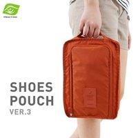 Wholesale Multifunctional Mesh Travel Bag Portable Waterproof Outdoor Shoes Pouch Storage Bag Organizer dandys