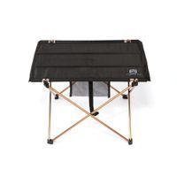 Wholesale High Quality Aluminium Alloy Ultra light Portable Folding Table Foldable Outdoor Camping Picnic Desk g