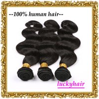 100g extension natural hair curl - 7A Grade Stock Price Brazilian Virgin Remy Human Hair Extensions Body Wave Natural Black Human Hair Weave Wigs Nature Curl Wave