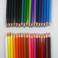art paintbrushes - 36 Colors Color Pencil Students Drawing Pencil Children Paintbrush Fine Art Painting Coloring Pens