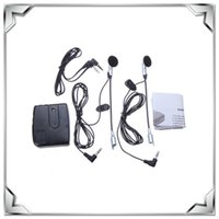 Wholesale 2105 Hot Sale Motorcycle Motorbike Helmet to Helmet Intercom Grip Lever Covers Set Headsets