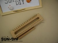 Wholesale Wooden Board knitting loom easy weaving tool for handmade crafts needlework
