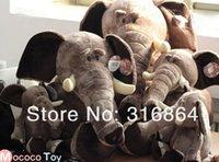plush elephant - 2015 Freeshipping the elephant plush toys cm cm cm cm to choose
