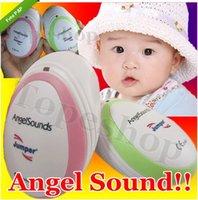 Wholesale Angelsounds Fetal Doppler JPD s mini LCD Prenatal Heart Rate Monitor Doppler