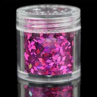 acrylic toxic - Color Professional Nail Art Equipment Women Lady Makeup Nail Glitter non toxic Acrylic Powders amp Liquids Beauty Sequin