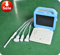Wholesale hot sale laptop ultrasound machine cheap price ultrasound scanner human use ultrasound with convex linear transvagional