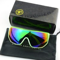 bag full of cats - 10 of new America Fashion V zipper Elmore Men Sunglasses packing box VZ case box Sport Sunglasses box bag case without glasses