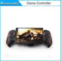 best joystick - Best Wireless Telescopic Bluetooth Game Controller Gamepad Joystick Game Handle Cell Phone Support Inch BTC D3461A