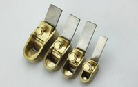 Cheap Wholesale-4pcs Brass planes fine work, Violin Cello making tools, Carpentry planes