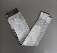 Wholesale High quality Montage Double Side Elastic Force Pants Pencil Skinny Legging Trousers Stretch Leggings Fitness Yoga Pants D631J