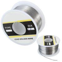 Wholesale Price Tin Lead Line Rosin Core Flux Solder Welding Iron Wire Reel mm g oz