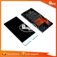 best window frames - Best Quality Tested For HTC Windows Phone S A620e LCD Display Touch Screen Digitizer Assembly Frame
