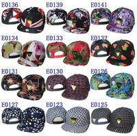 Cheap Free Shipping By EMS Mixed Adjustable Snapbacks Hats New Design Snapback Caps Snap back Cap Men's Sport High Quality hat basebal