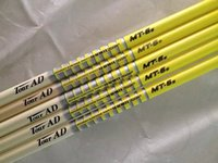 Wholesale 5PCS Golf Shafts Tour AD MT Graphite shaft Flex R1 S S Golf clubs Driver Woods shafts
