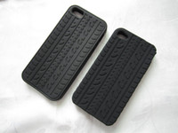 For Apple iPhone Plastic No Fashion Vroom Tire tyre Soft Case For Iphone 6 6S 4.7 Plus 5 5S 4 4S 5C 3g 3GS Samsung Galaxy S5 S3 I8190 Mini S4 Silicone Rubber Cover Skin