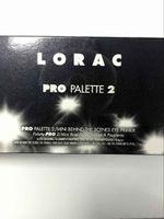 cosmetic mineral makeup - hot sale LORAC PRO PALETTE2 color eyeshadow with eye Primer Powder Eyeshadow Makeup Cosmetic Palette Eye Shadow Palette Mineral Eyeshadow