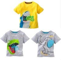 Cheap Cute Boys T shirt Best Catroon Tees Tops