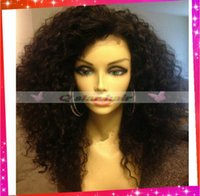 lace wigs for african american - lace front human hair wigs glueless full lace wigs brazilian virgin hair curly wig for african american