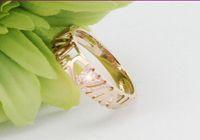natural diamond - New Hot Sale Solid K Gold Natural Diamond Rings