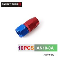 Wholesale Tansky unit High Quality Oil cooler hose fitting With No Logo AN10 A Have In Stock