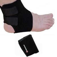achilles tendon support - GYM Men s Breathable Sports Elastic Adjustable Ankle Brace Support Pad Guard MMA Achilles Tendon Foot New