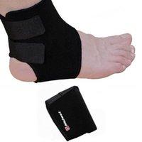 achilles tendon - GYM Men s Breathable Sports Elastic Adjustable Ankle Brace Support Pad Guard MMA Achilles Tendon Foot New