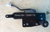 Wholesale EX Excavator windshield wiper motor V wiper motor for hitachi