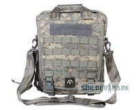acu laptop backpack - Tactical Military Phantom Cordura quot MOLLE Way Laptop Bag Case Airsoft Outdoor Waterproof Laptop Shoulder bag Backpack ACU order lt no tr