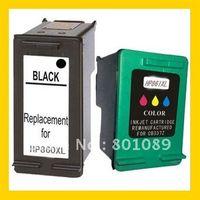 Atacado - remanufaturados de cartuchos de tinta para cartucho de jato de tinta de 861XL CB336Z CB338Z 860XL 5sets/lot