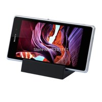 Wholesale New Magnetic Charging Dock Cradle DK31 DK32 Stand Charger for Sony Xperia Z1 Z1 Mini Z Ultra