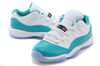 aqua sports - New dan Low GS Turbo Green Womens Basketball Sports Sneaker shoes dan s low aqua dan turbo green s retro shoes
