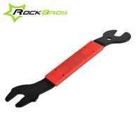 bicycle hub removal - ROCKBROS Cycling Bike Bicycle Repair Tool In mm Bike Pedal Hub Wrench Spanner Foot Removal Tool Bicycle Accessories