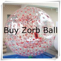 Cheap Wholesale-Outside Dia 2.5m * Inside Dia 1.8m Human Hamster Ball For Sale ,Inflatable Zorb Ball,Zorbing Ball,Human Hamster Ball
