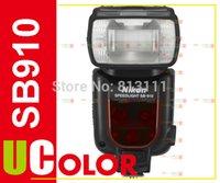 Wholesale Original New Nikon Speedlight SB SB910 Flash For D7100 D810 D610 D750 D5300 D5200 D3300