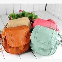 diamante buckles - New Simple Classic Spraying shoulder handbag Messenger bag Wild fashion handbags PU leather Suction buckle gift boutique