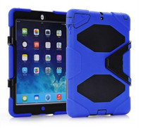 Cheap Customer Specified Military Duty CASE Best 3 in 1 ABS ipad WATERPROOF case