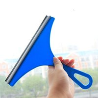 auto toilet cleaner - Window cleaning cleaner Window Glass Water Dry Handy Brush Wiper Cleaner Auto Windshield Wash Clean