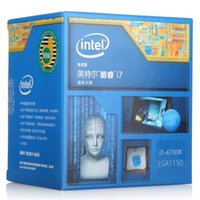 Wholesale Intel Intel Core i7 k nanometer Haswell a new architecture boxed CPU LGA1150 GHz M three cache