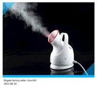 Wholesale DHL free Korea Pobling makeup health monitors facial steamer beauty machine for beauty salon acne facial humidifier