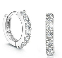 Cheap Hoop & Huggie hoop earrings Best Silver international earrings