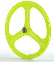 Wholesale fixie bike wheel spoke aero spoke wheel C fixie wheel